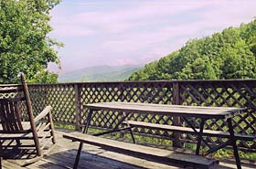 LOG CABIN RENTALS GATLINBURG TN